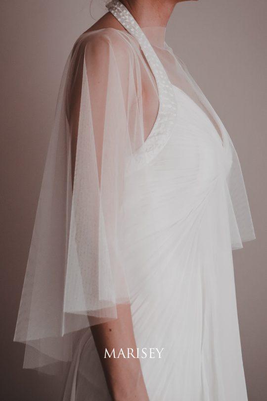 peleryna ślubna