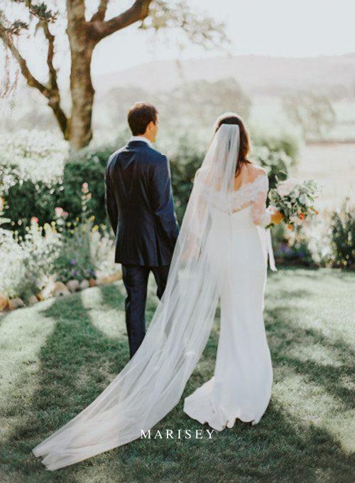 welony ślubne