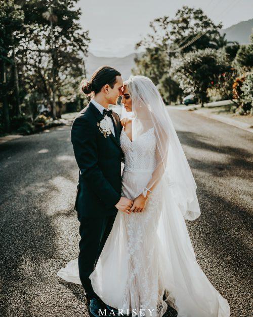 welon ślubny Ashlie